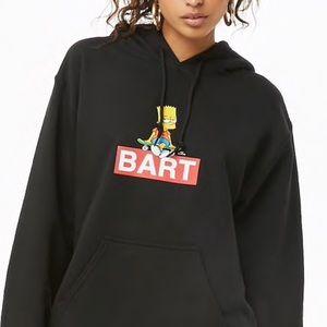 BART Graphic Hoodie